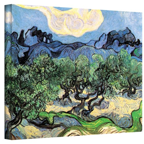 s Gallery Wrapped Canvas by Vincent Van Gogh, 36 by 48-Inch ()