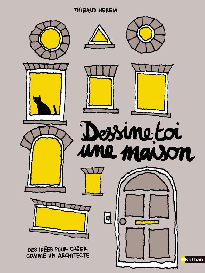 Dessine toi une maison Amazon.de Hérem, Thibaud Fremdsprachige ...