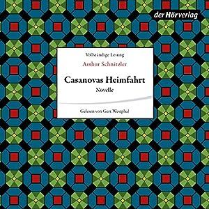 Casanovas Heimfahrt Hörbuch