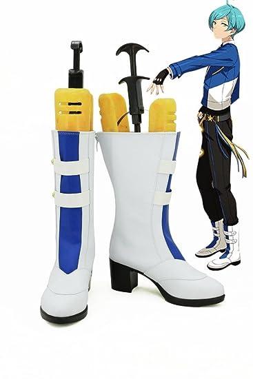 Ensemble Stars Trickstar Shinkai Kanata Cosplay Shoes Boots Custom Made