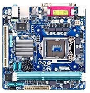 Gigabyte GA-H61N-D2V - Placa base (DDR3-SDRAM, 2 x USB 2.0, RJ45)