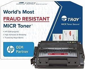 TROY 4250/4350 MICR Toner Secure High Yield Cartridge 02-81136-001 yield 20,000