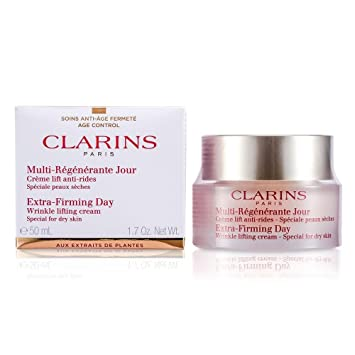 clarins extra-firming day wrinkle lifting cream - special for dry skin 50ml/1.7oz Mask Derma Roller Brush System 540 Needles, 1.55MM