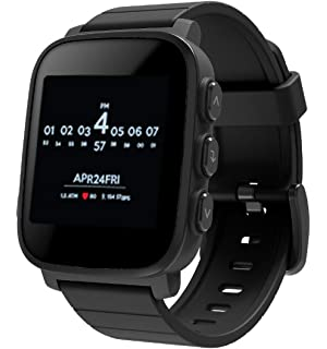 Smartwatch SWB221 (Bluetooth, Android/iOS) con Pantalla ...
