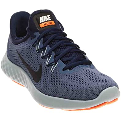 Nike Men\u0027s Lunar Skyelux Running Shoe Blue ...
