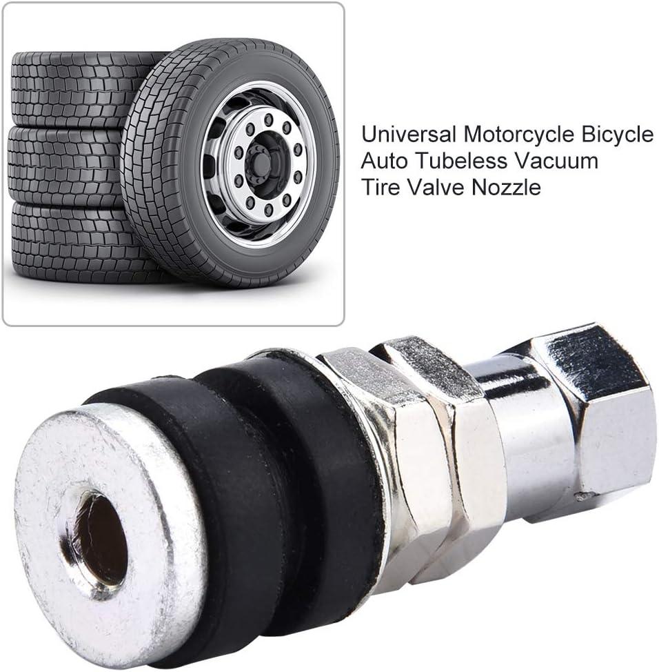 8 Metal Automotive Wheel Valve caps stem Extensions//Extender 1 1//4 Inch Truck Rv