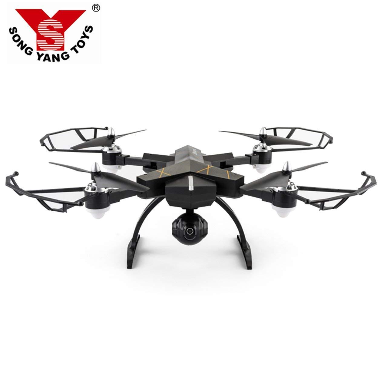 Dailyinshop X38-1 720P Folding verformter WiFi Headless Modus Altitude Hold RC Quadcopter