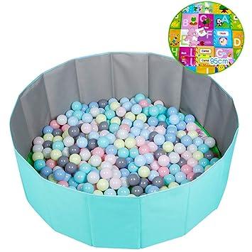 Piscinas de bolas -SYY Piscina de Juego Plegable Piscina fácil de ...