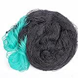 Best Garden Tools Net Mesh Tire Cord Folding Mesh 102M Craft Rabbit Net For Garden Netting Grey