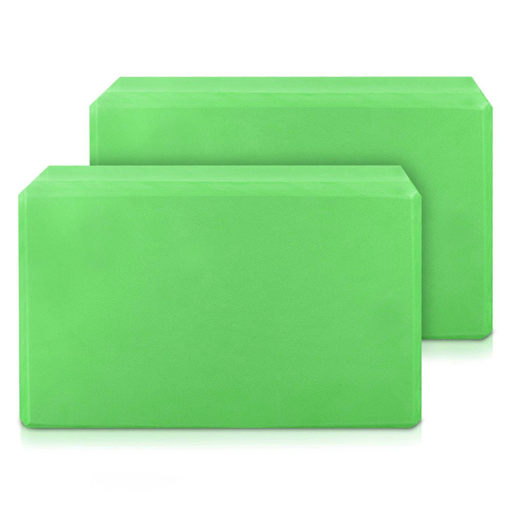 Amazon.com : YOTHG 2PCs EVA Foam Yoga Block Brick ...