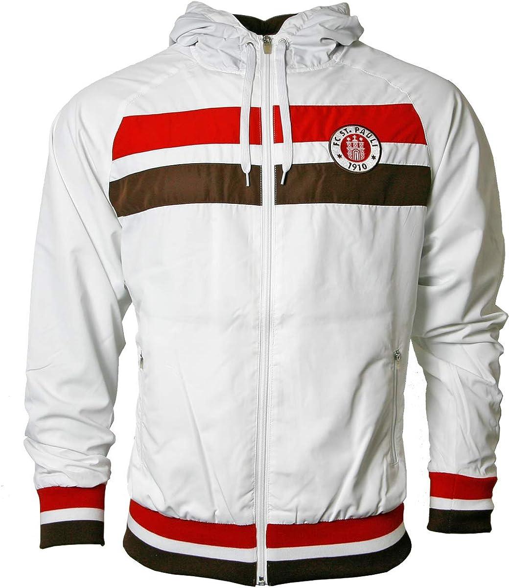 FANERGY Traubenzucker FC St Pauli T-Shirt Anker Schwarz Herren