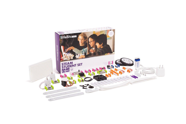 littleBits Steam Student Set スチーム学生セット [並行輸入品]   B01M286SZ5