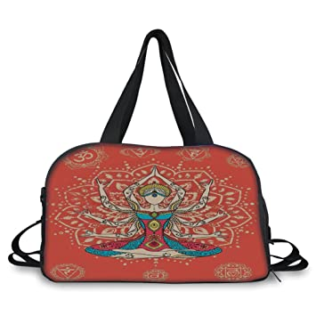 Amazon.com  iPrint Travel Handbag a98d4df55eb65