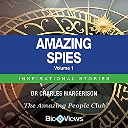 Amazing Spies - Volume 1