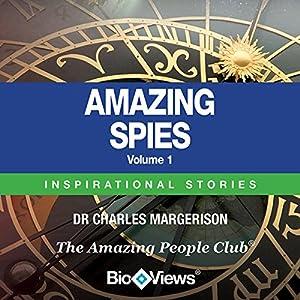Amazing Spies - Volume 1 Audiobook