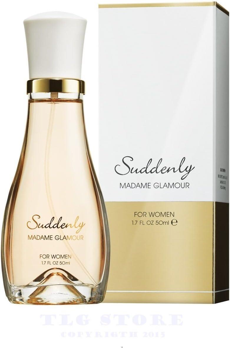 Suddenly Madam Glamour Eau De Parfum For Women 50ml by Lidl ...