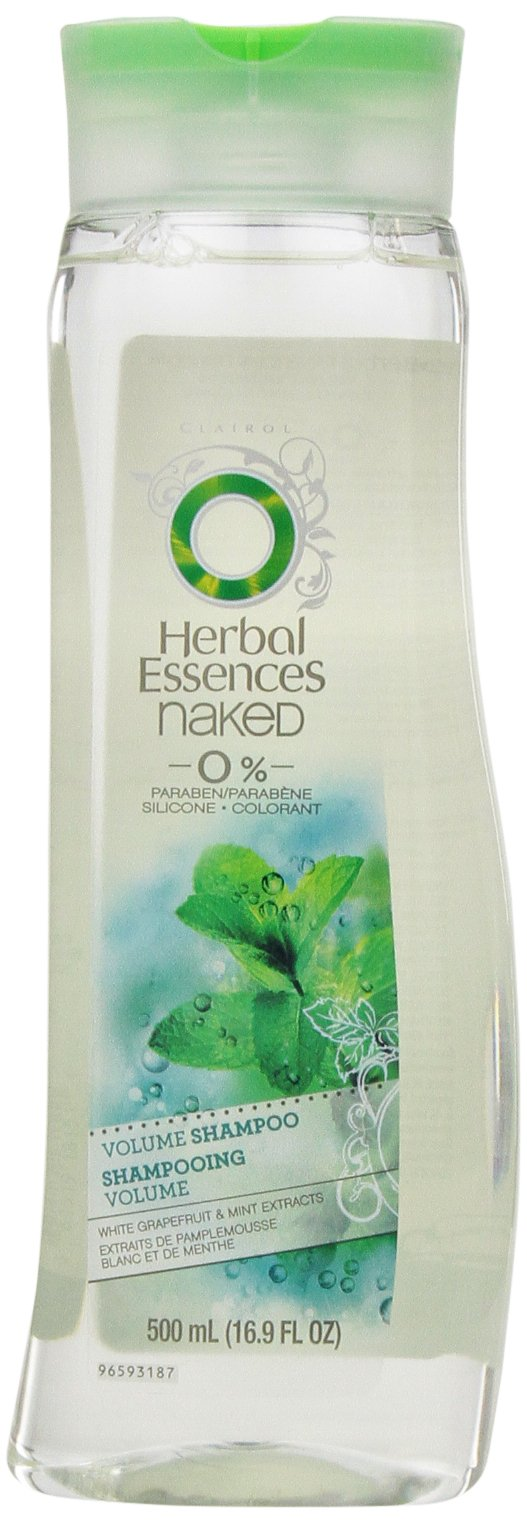 Herbal Essences Naked Volume Shampoo 16.9 Fl Oz