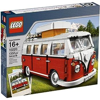 LEGO Creator Volkswagen T1 Camper Van 10220 (Discontinued by manufacturer)