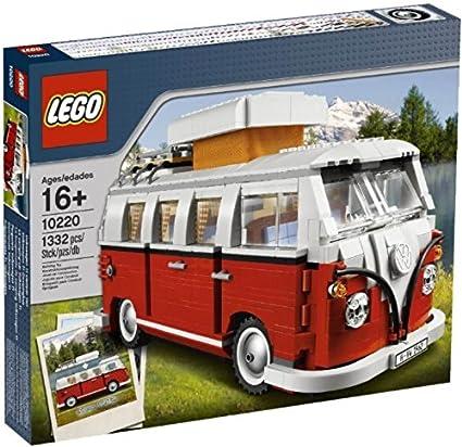 Swell Lego Creator Volkswagen T1 Camper Van 10220 Evergreenethics Interior Chair Design Evergreenethicsorg