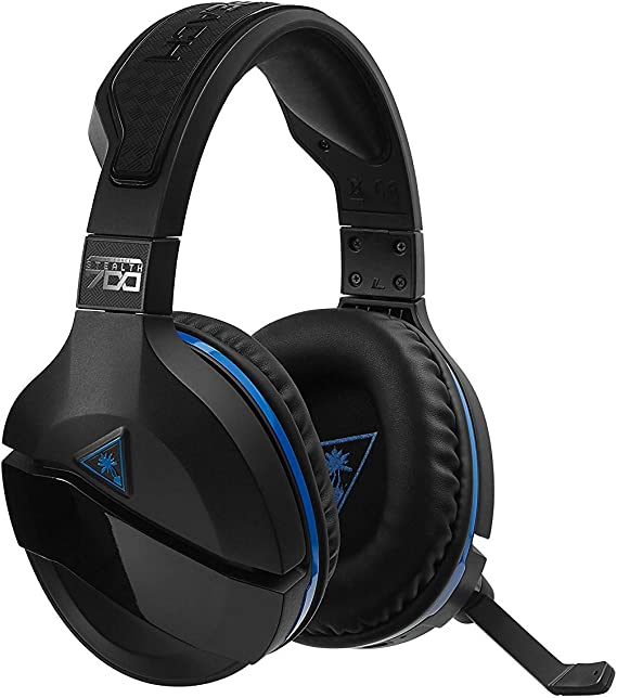 Turtle Beach Stealth 700 Premium Wireless Surround Sound Gaming Headset for PlayStation4