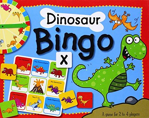 (Dinosaur Bingo (Bingo Boxes))