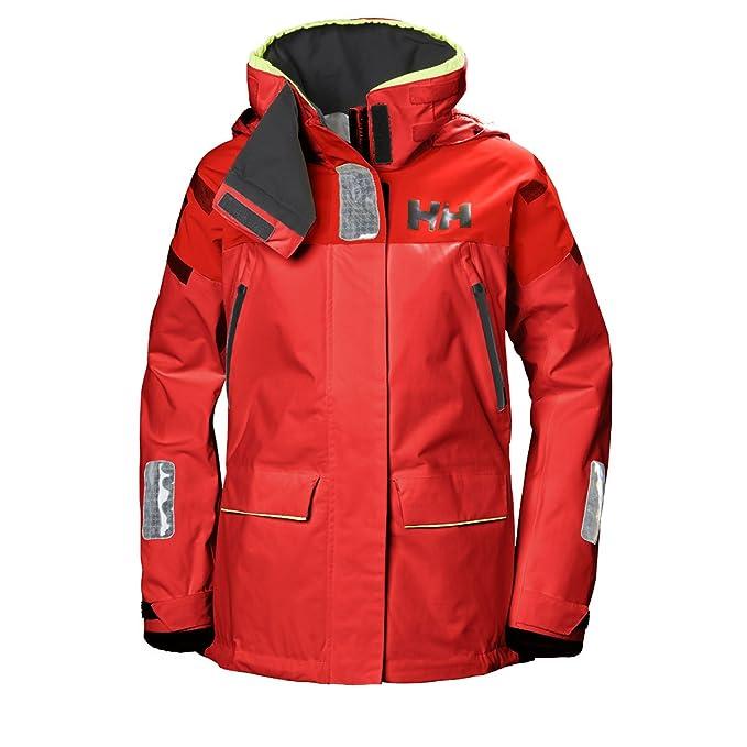 Helly Hansen W Skagen Offshore Jacket, Chaqueta Deportiva para Mujer: Amazon.es: Ropa y accesorios