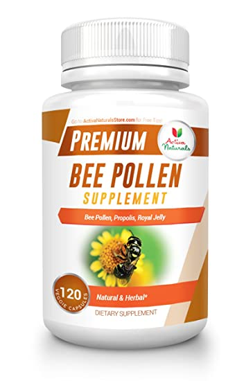 Bee pollen formula for sex