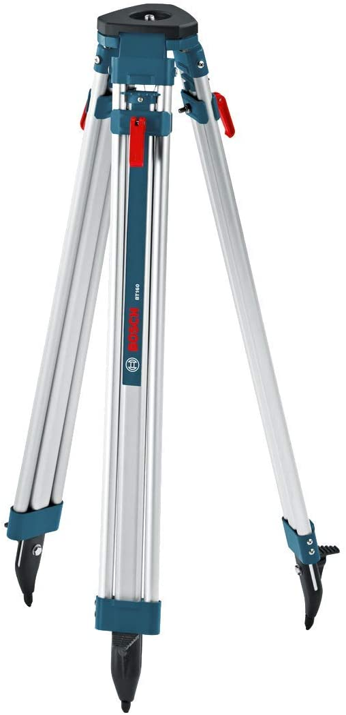 Bosch Aluminio Abrazadera rápida trípode BT160