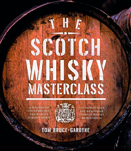 The Scotch Whisky Treasures: A Journey of Discovery into the World's Noblest Spirit (Jackson Michael Scotch)