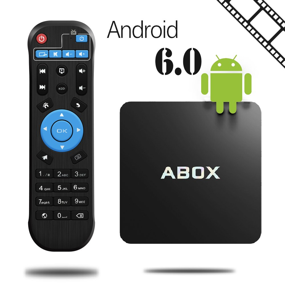 ABOX Android TV Box