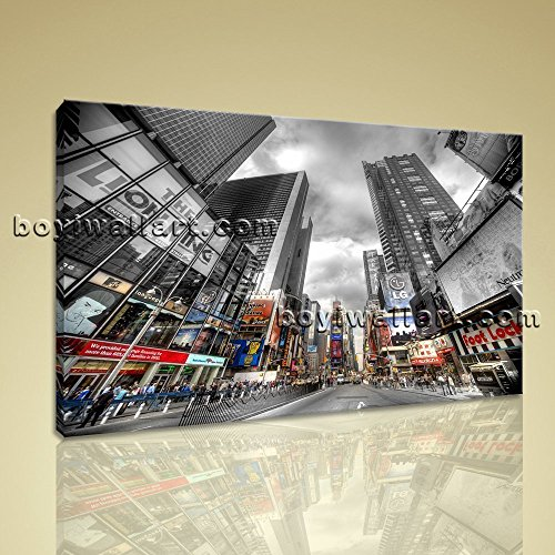 new-york-nasdaq-square-large-wall-art-hd-print-on-canvas-home-decor-stretched-extra-large-wall-art-g