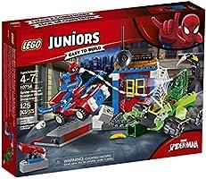 Scorpion Street Showdown 10754 125 Pcs Spider-Man vs LEGO® Juniors