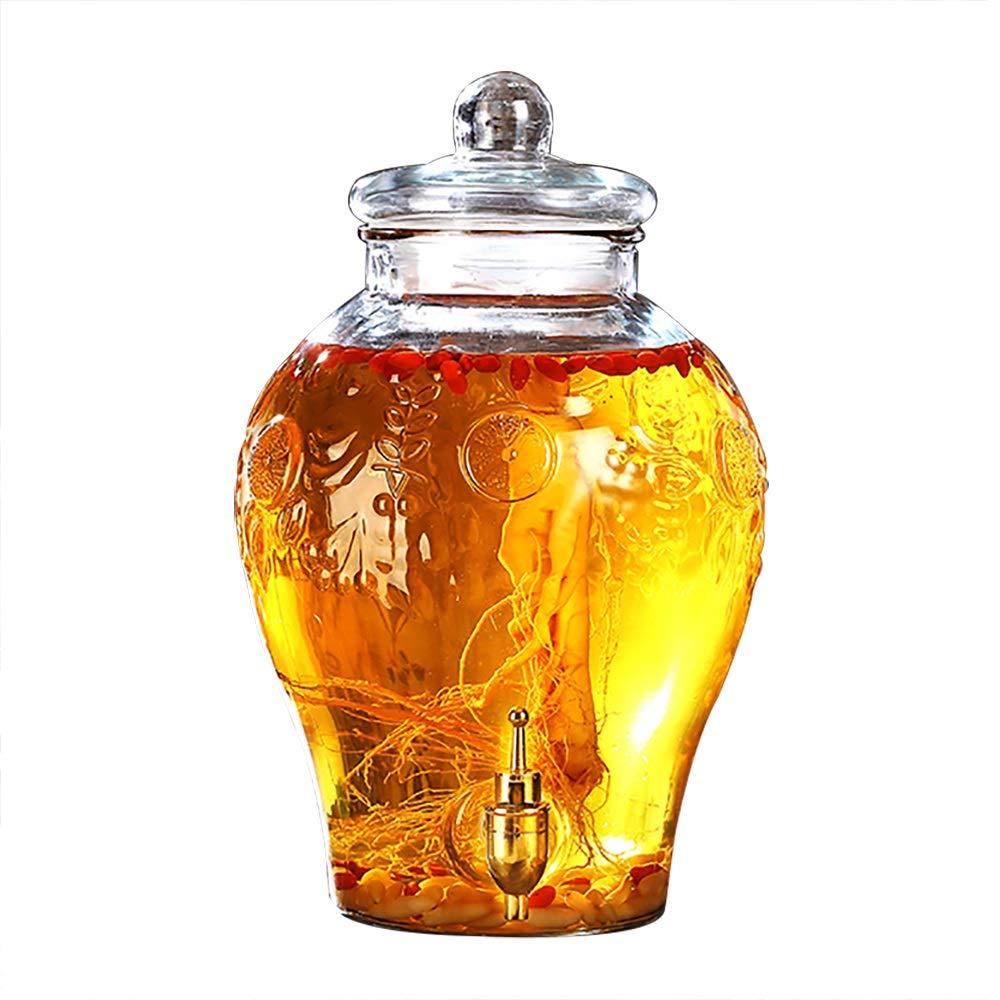 WANG CHUN-Cristalería WH Dispensador De Bebidas Bebidas ...