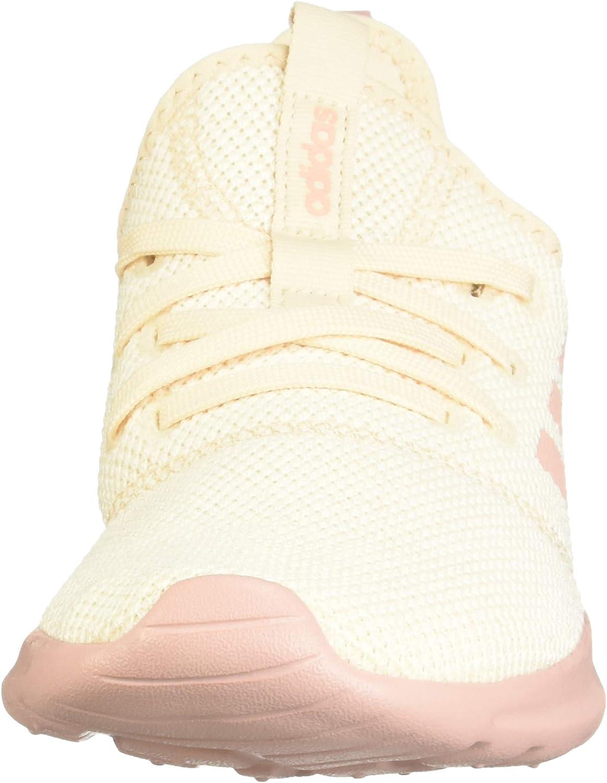 adidas Damen Cloudfoam Pure Laufschuh, Rose Leinen Pink Spirit Light Granite