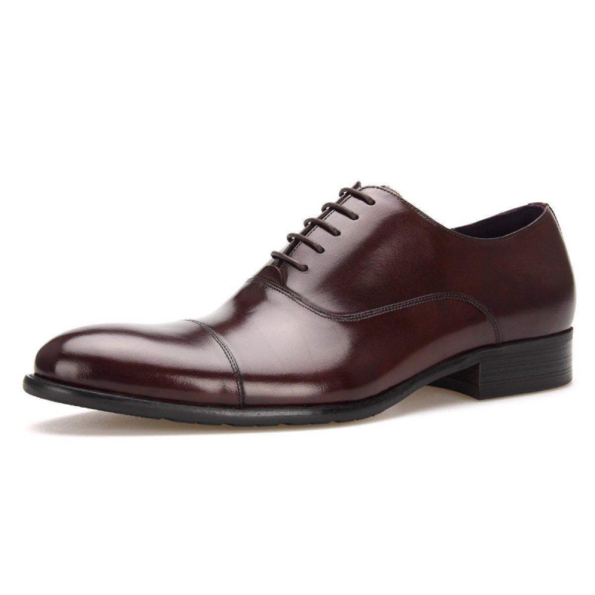 DKFJKI Herren Geschäft Spiky Oxford Schuhe Vier Jahreszeiten Schuhe
