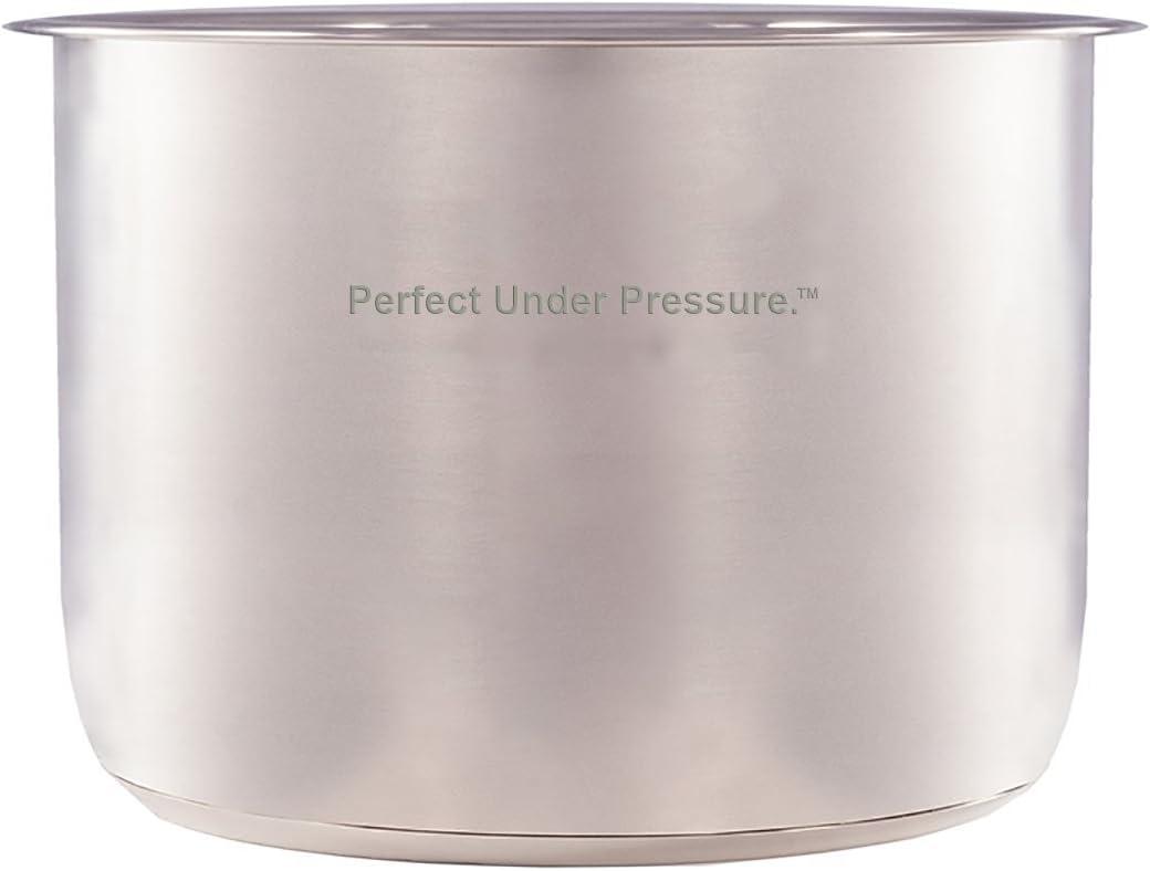 Yedi Houseware Inner Cooker Pot, 8 Quart, Stainless Steel