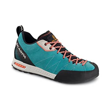 pretty nice 3e8fc 02c89 Scarpa Gecko Lady Shoe (Ice Fall-Coral Red, 38)