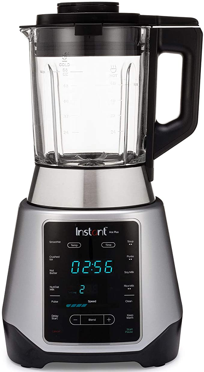 ihocon: Instant Pot Ace Plus 10-in-1 Smoothie and Soup Blender, 54 oz, 1300W