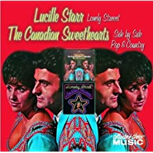 Side by Side: Pop and Country/Lonely Street by Lucille Starr (2004-02-01)