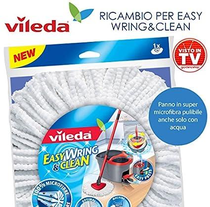 Vileda - 6 x recambios fregona easy wring & ...