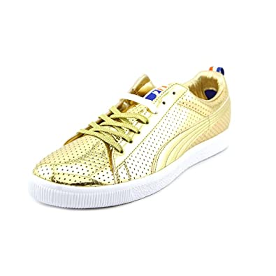 puma shoes gold men