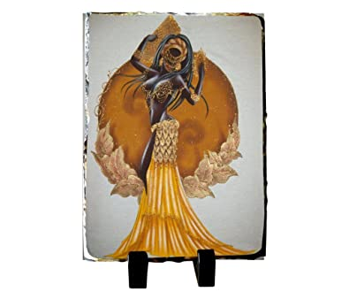 Amazon.com: Oshun Ochun Yeye Kari Cachita Placa de Pizarra ...