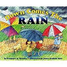 By Franklyn M. Branley - Down Comes the Rain (Let's-Read-and-Find-Out Science, Stage 2) (1997-09-27) [Library Binding]