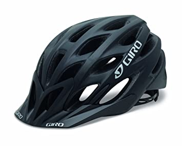 Giro Phase - Casco para ciclismo, color negro - Medio