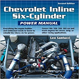 Chevrolet inline six-cylinder by leo santucci (2011, paperback) | ebay.