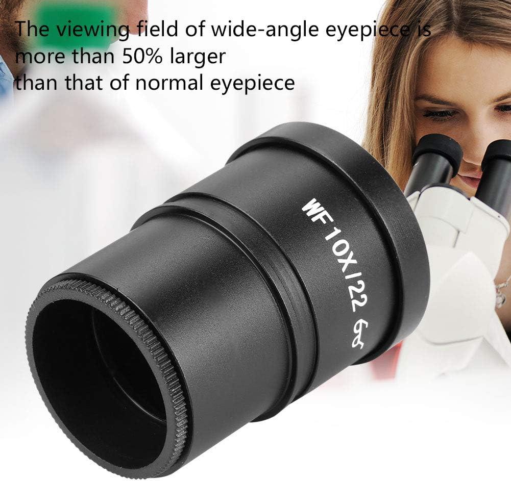 WF006G-b WF10X 22mm Wide-Angle Eyepiece Stereo Microscope Ocular Lens 30.5mm Pangding Microscope Lens