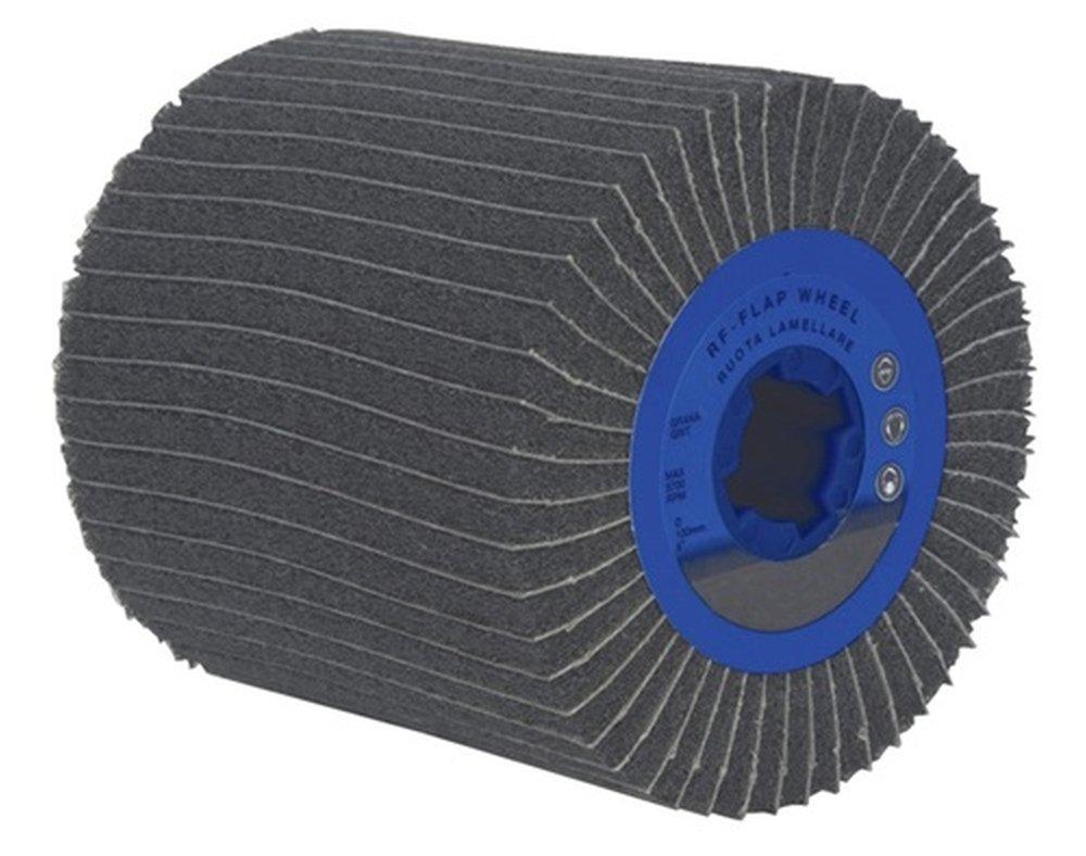 PROMAT 841991 Satinierwalze Kombi K.60 D.100xB.100mm PROMAT Aufnahme 19mm Kayser 4000841991