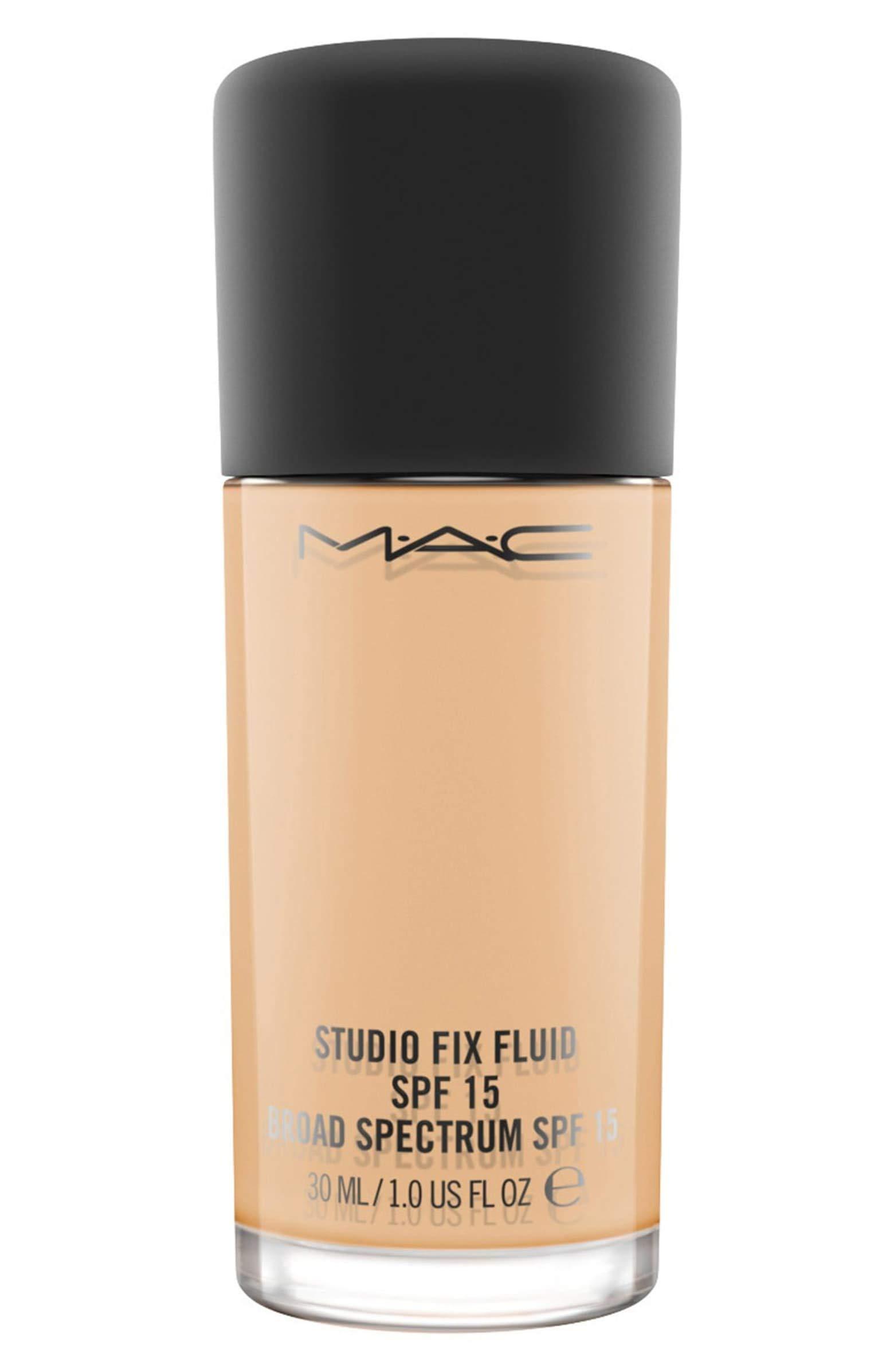 MAC Studio Fix Fluid SPF15 NC25