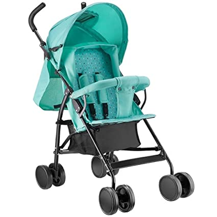 Silla de paseo Cochecito de bebé Cochecito ligero paraguas Cochecito de bebé Paraguas ligero Cochecito de