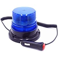 Luz Estroboscópica LED, 12V/24V Luz de Advertencia Emergencia